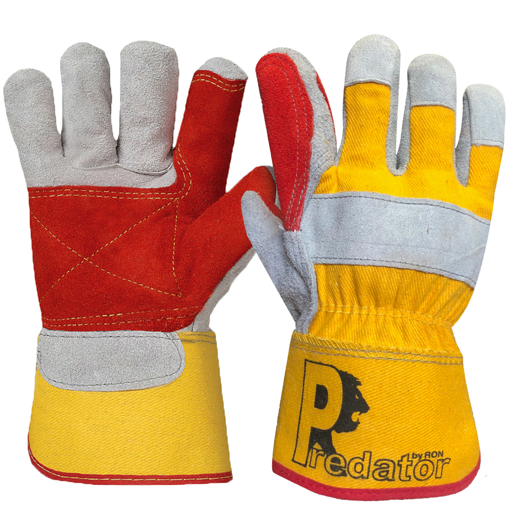 Predator Double Palm Rigger Gloves by Ron