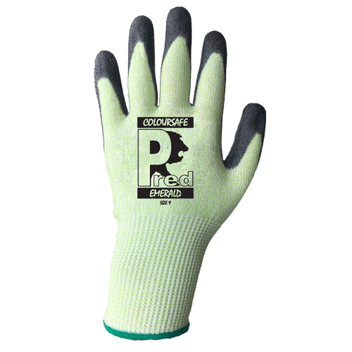 Predator Emerald PU Gloves by Ron