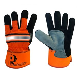 Predator hi-vis Rigger Gloves by Ron