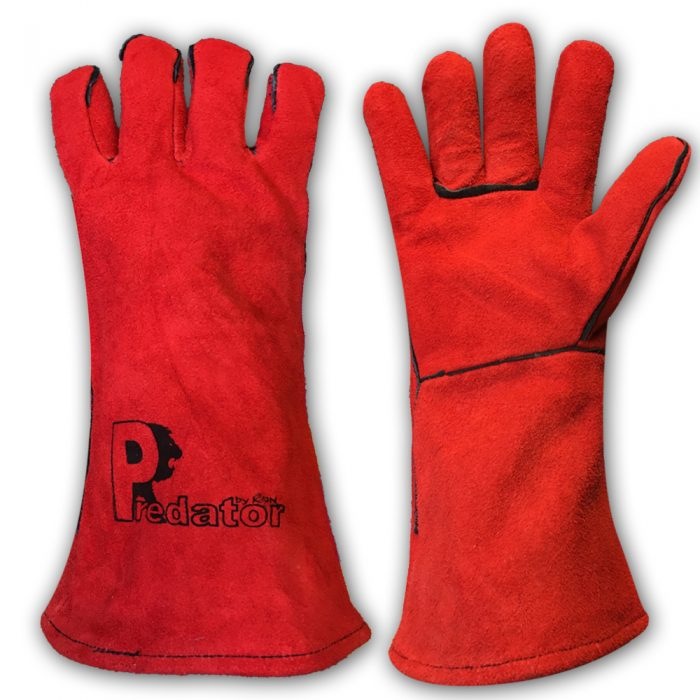Predator Lightning Mig Gauntlet Gloves by Ron