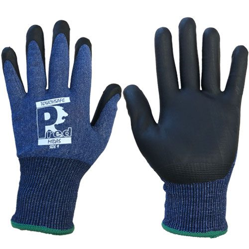 Predator Touchsafe Midas Gloves by Ron