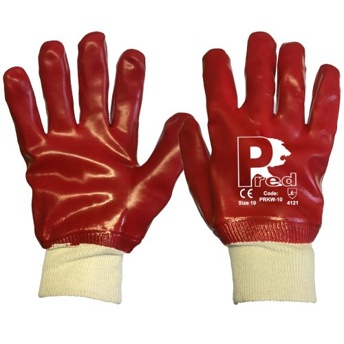 Predator PVC Gloves by Ron
