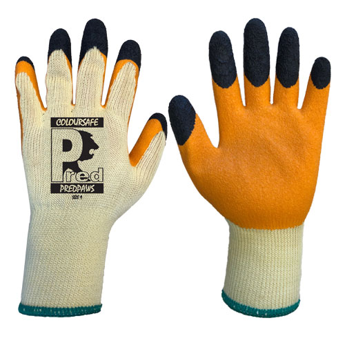 Predator Paws Latex Gloves by Ron