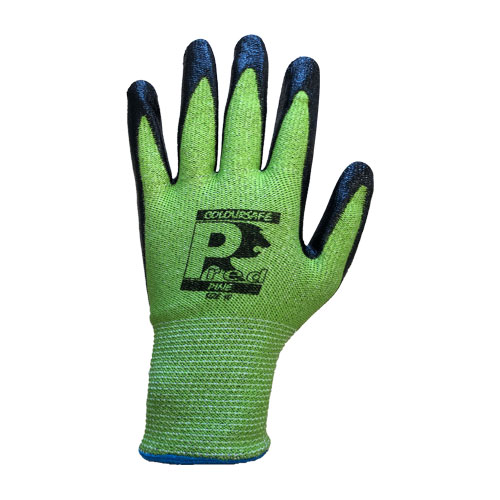 Predator Pine Smooth Nitrile Gloves by Ron