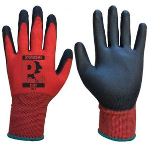 Predator Ruby PU Glove by Ron