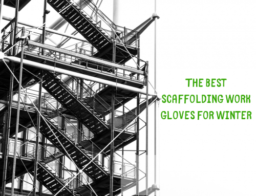 Which scaffolding gloves do you need for the best protection in winter