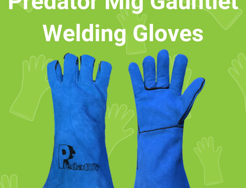 Why our welding gloves are made from deerskin