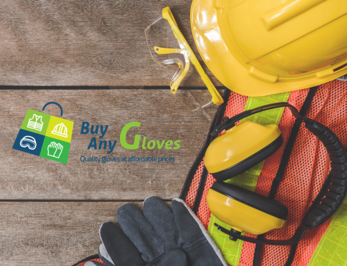 Why wearing safety gloves is important?